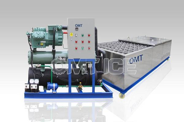 OMT 5ton Ice Block Machine