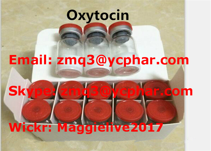 Muscle Growth PolyPeptide Steroid Hormones CAS 50-56-6 Oxytocin for Hasten Parturition