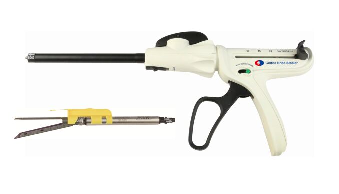 Disposable Endo Cutting Stapler and Loading Unit