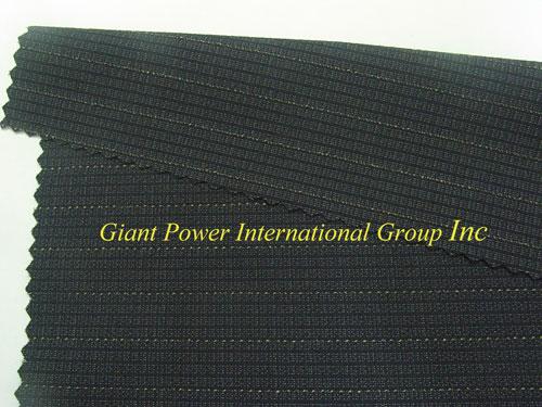 Super lightweight stretch Kevlar abrasion resistant fabric