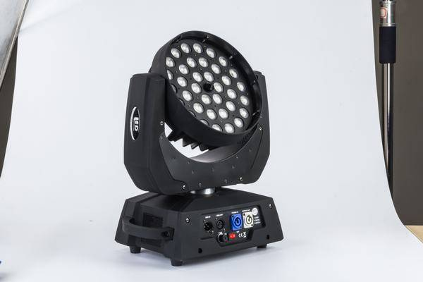36x10W 4in1 RGBW moving head with zoom wash