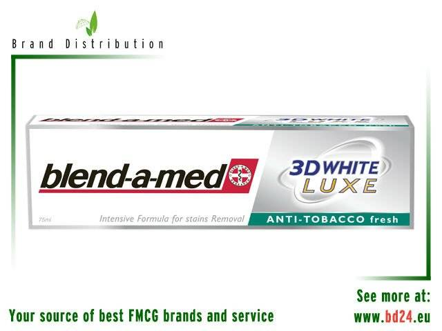 Blend a med 3d Luxe Anti Tabacco 75