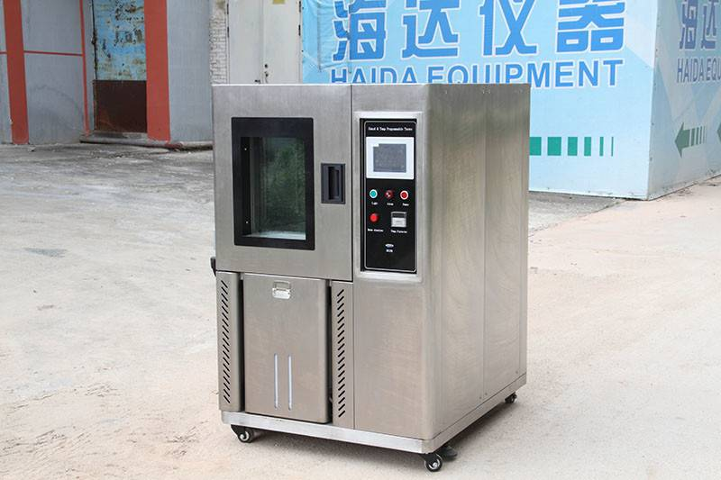 Constant Temperature Humidity Environmental Test Chamber Lab Testing Equipment