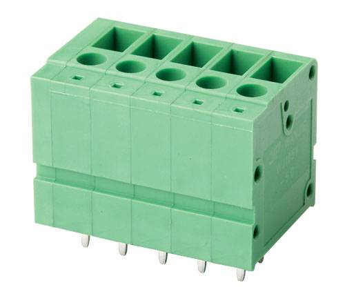 5.0mm pitch PCB Terminal Block Connector