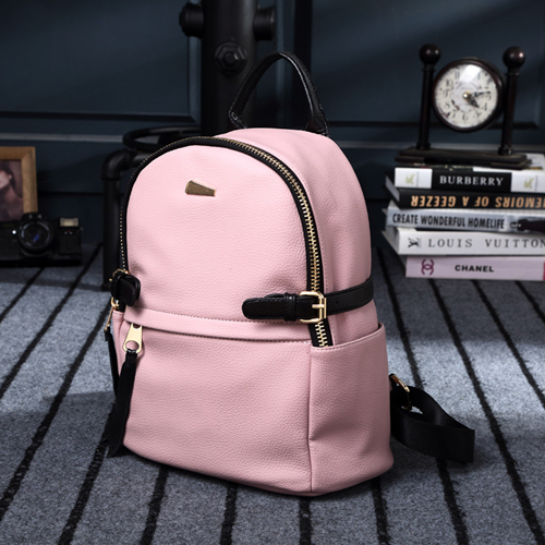 Sell Leather Backpack PF6438