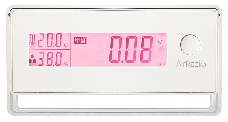 AirRadio E1 indoor use CH2O detector Formaldehyde sensor