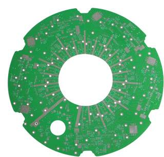 Hot best products 4 layer FR4 board pcb manufacturer with design