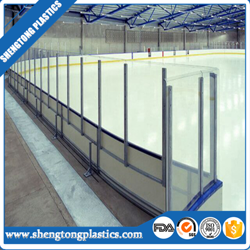 FREE sample,hockey dasher board