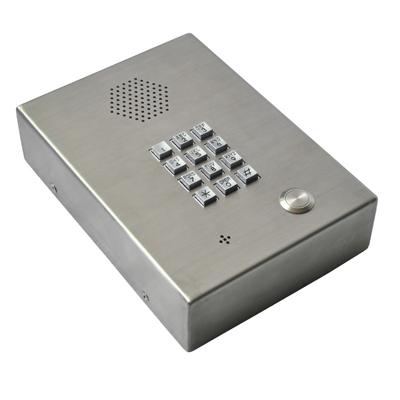 Elevator telephone