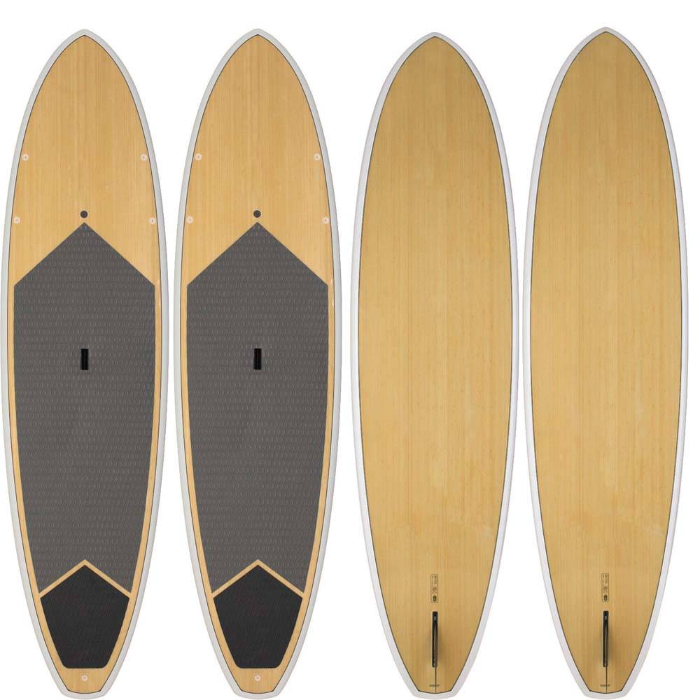 High quality Wooden Stand Up Paddle boards wholesale sup paddle board