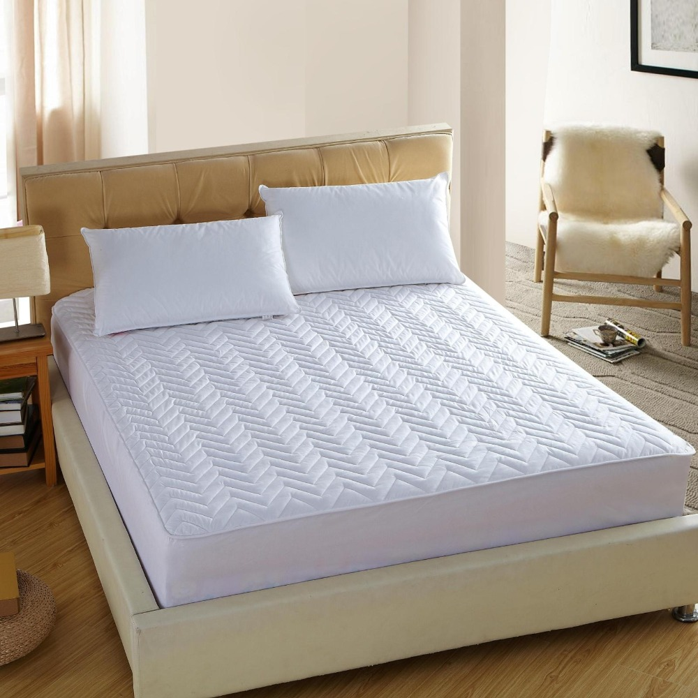 Twin ,Full,Queen,King Down Alternative Polyester Mattress Pad