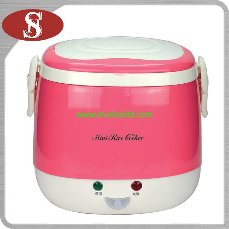 High quality heat preservation 24V rice cooker bowls for car travel