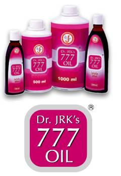 Dr.JRK's 777 Oil