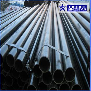 Hot Rolled Steel Round Pipe from China