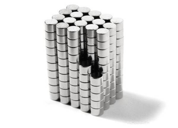 N35, N38, N40, N42, N52 Permanent NdFeB Dics Magnet