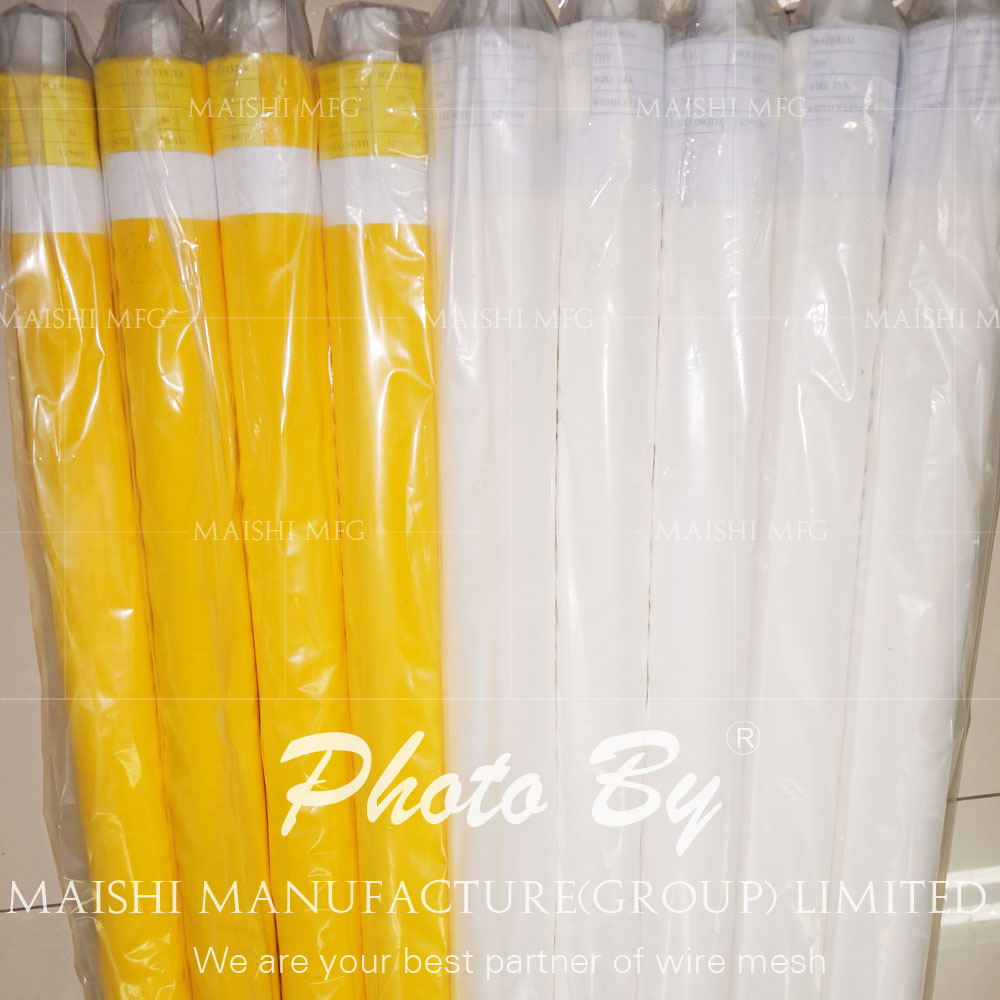 t shirt screen printing mesh