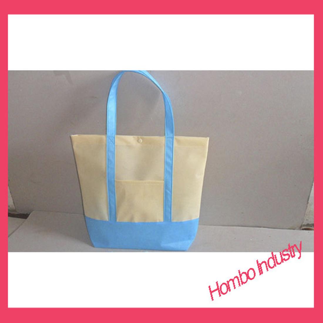 Promotional Customized Logo Shopping Nonwoven Bag