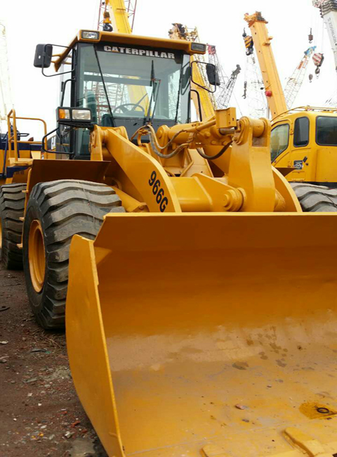 Caterpillar 966G wheel loader for sale, 966F 966E also available