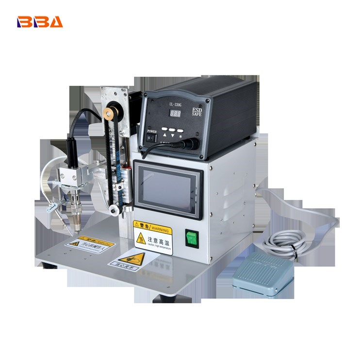 High frequency Mirco usb solder machine Android usb soldering equipment