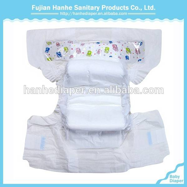 Disposable sunny baby diaper manufacturer in China