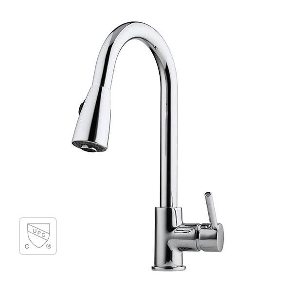 Automatic Kitchen Faucet 201lt75