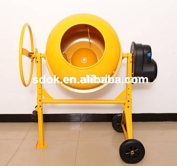 Concrete mixer, mini concrete mixer,mini concrete mixer,concrete pan mixer
