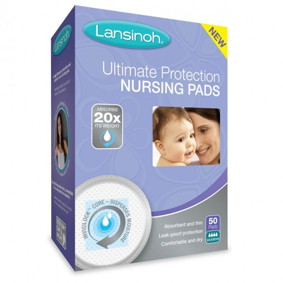 LANS?NOH ULTIMATE PROTECTIONDISPASABLE NURSING PAD