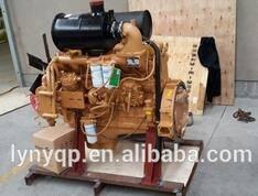 YUCHAI Diesel Engine Assembly for YC6B125-T21