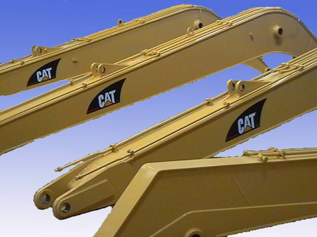 Heavy construction equipment parts