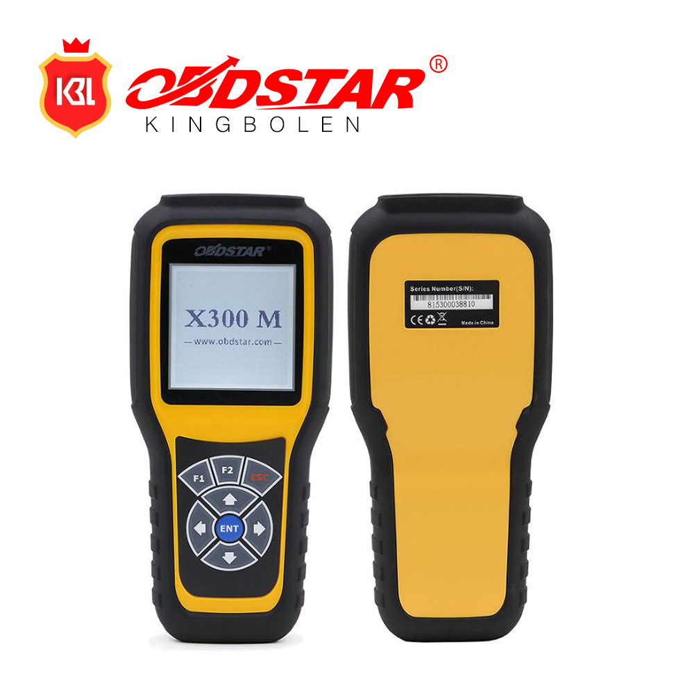 OBDSTAR X300M OBDII Odometer Correction X300 M Mileage Adjust Diagnose Tool (All Cars Can Be Adjuste