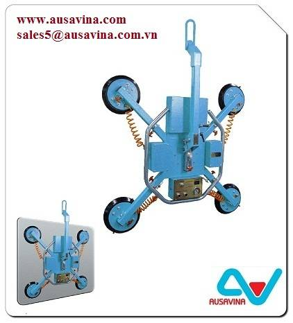 GLASS VACUUM LIFTER M4 - Ausavina glass lifting equipment, glass clamp, vacuum lifter , clamp, glass
