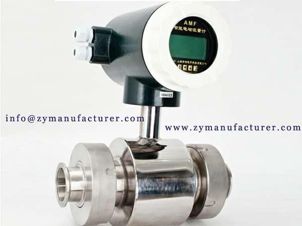 Electromagnetic turbine flowmeter_ultrasonic water meter_pressure sensor_gas flowmeter