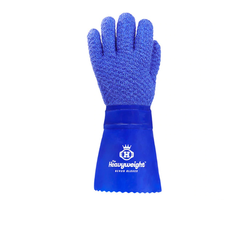 The Heavyweight scrub gloves - Size small