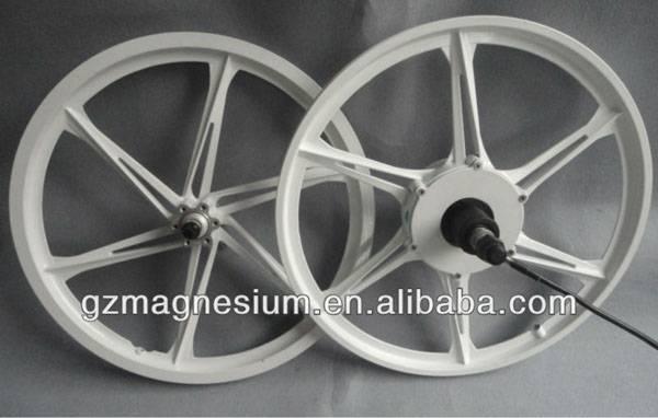 250w 36v/48v folding e-bike motor kits