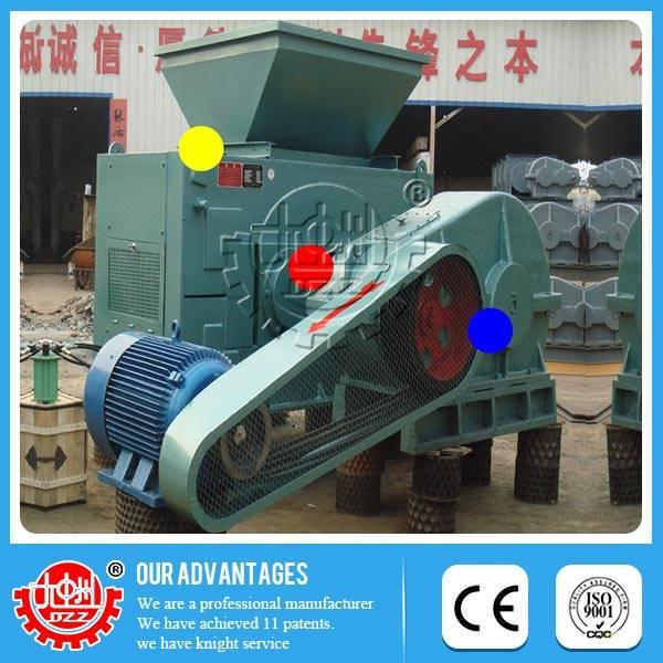 New style professional Reliable supplier coal briquette machine