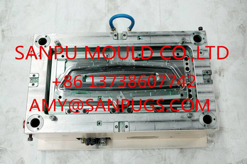 Plastic CNC Milling Parts,Car Grills Mold,High quality customized