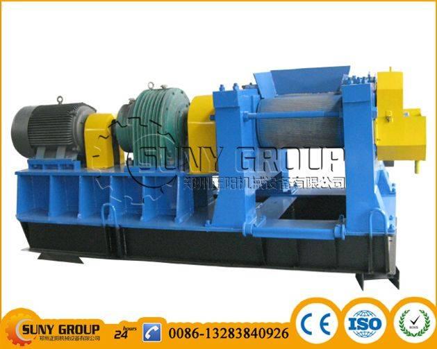 XKP series rubber crushing mill machine