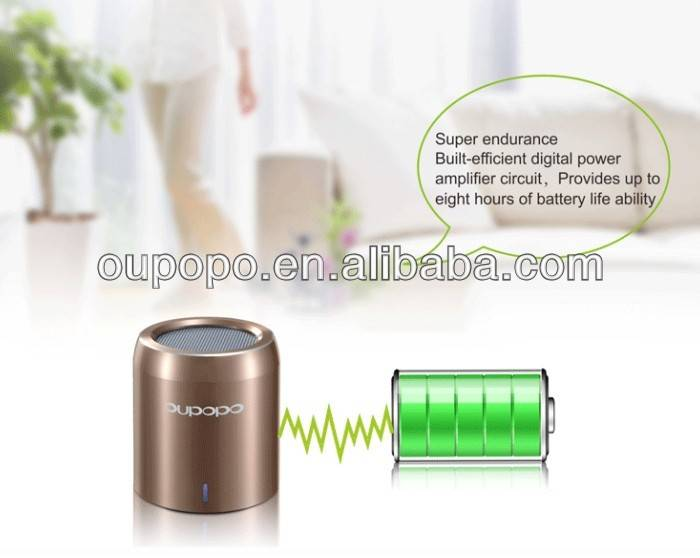 Home Theater Mini Subwoofer Speaker Bluetooth