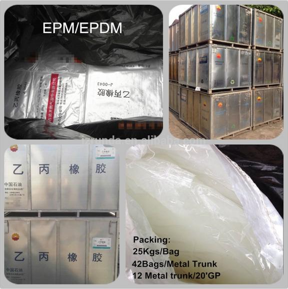 J0050 EPR polymers viscosity index improver / oil additive