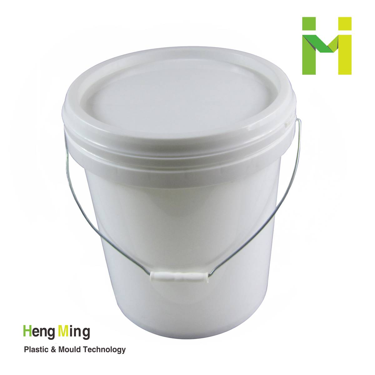 17liter plastic ice cream bucket