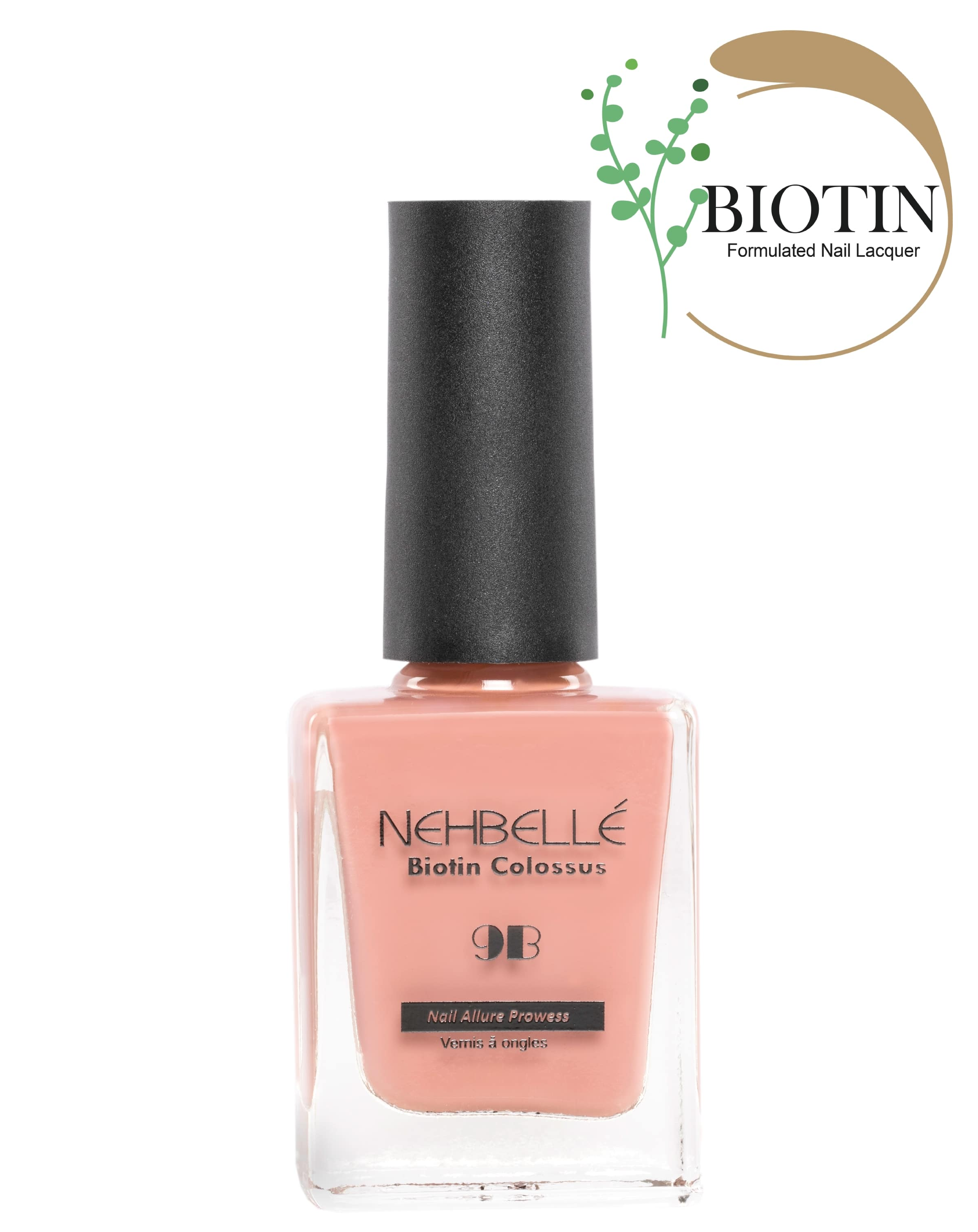 NEHBELLE NAIL LACQUER 577 PROTECTIVE MIND
