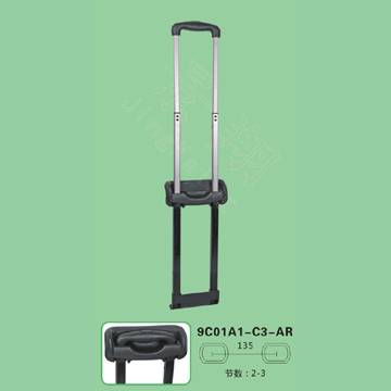 Luggage Trolley Handle Suitcase Parts