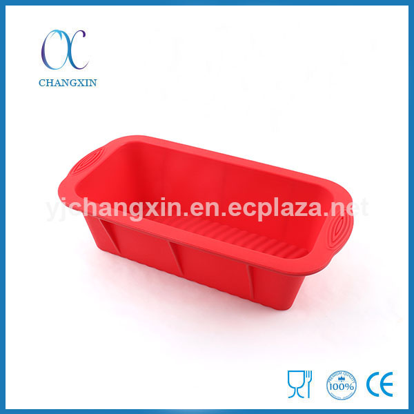 Microwave Bakeware Mold Food Grade Silicone Mini Loaf Pan