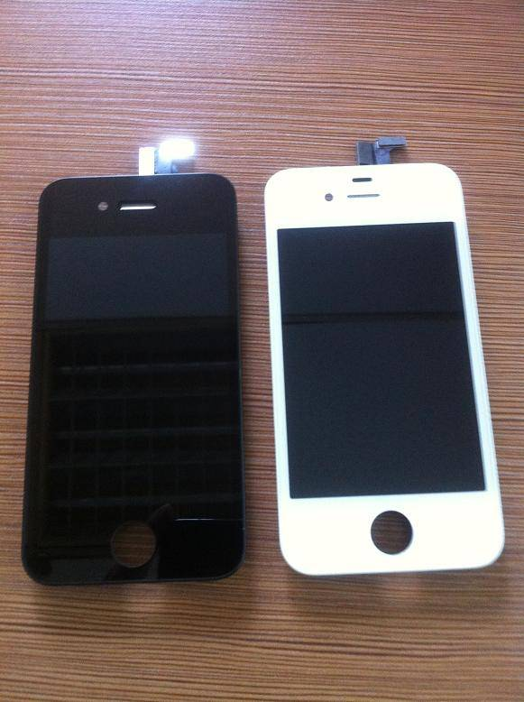 LCD With Digitizer Assembly for Phone 4s
