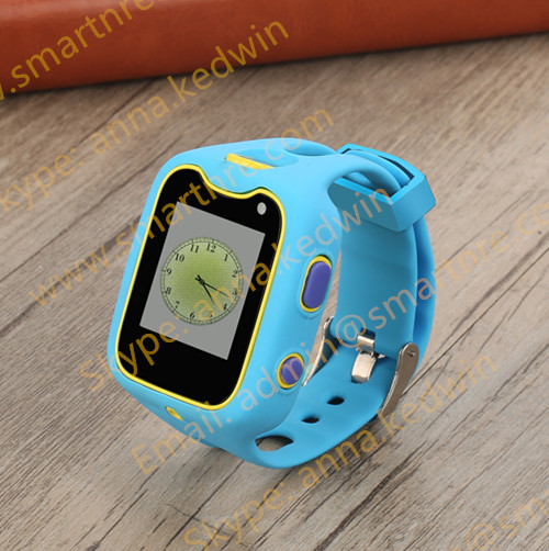 The Latest 3G GPS Watch for Kid Mtk6580 Andoird System GPS+WiFi+Lbs Waterproof IP67