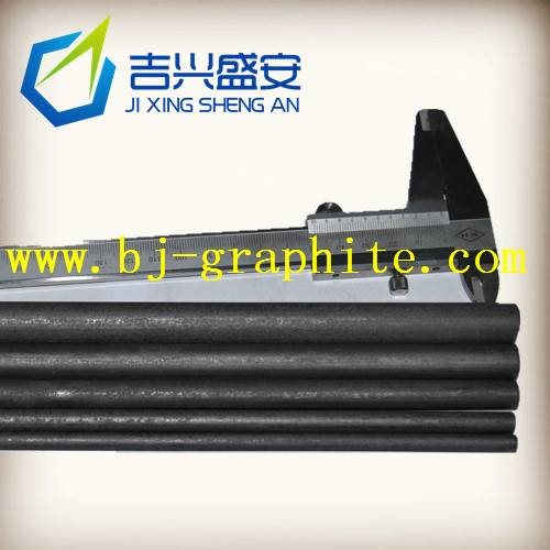 Die-formed graphite rods
