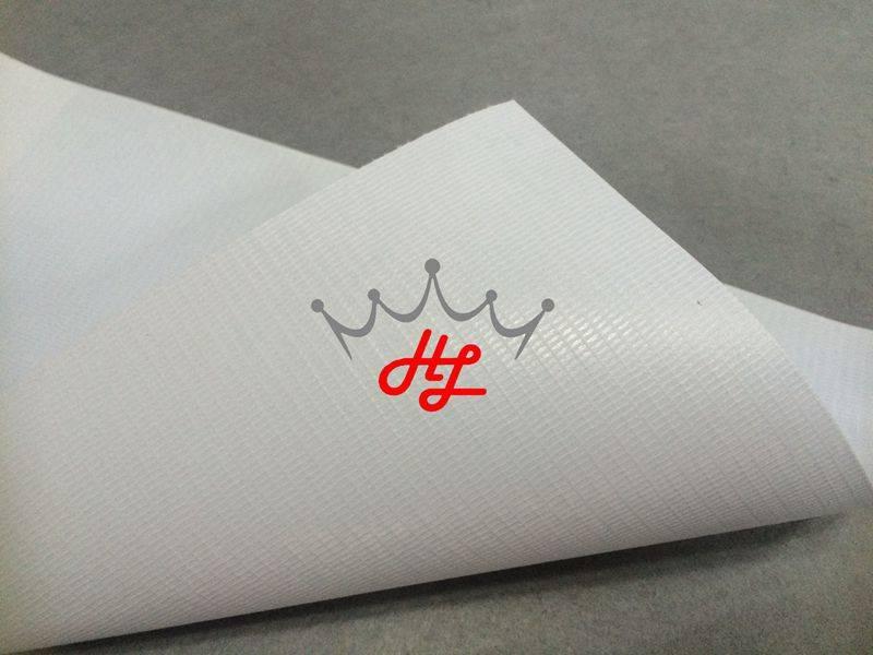 HL008 pvc fronlit banner