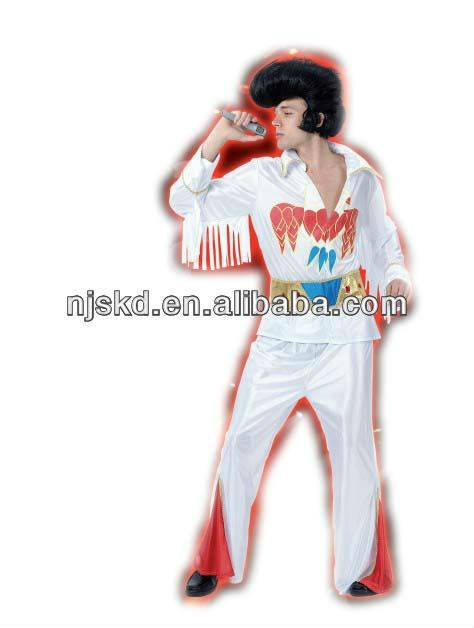 sexy Elvis rock star party funny costume
