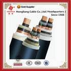 IEC60502 Standard 33kV 3x185mm2 Armored Copper Power Cable
