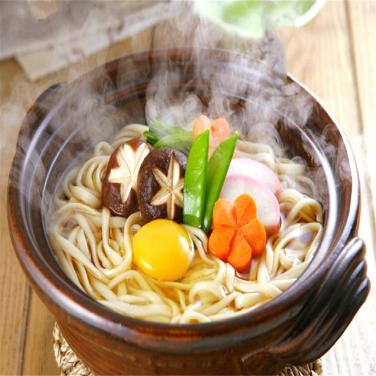 Japan halal fresh udon noodle